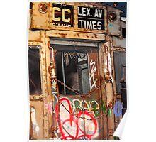 Street Car Poster