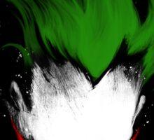 The Dark Joker Sticker