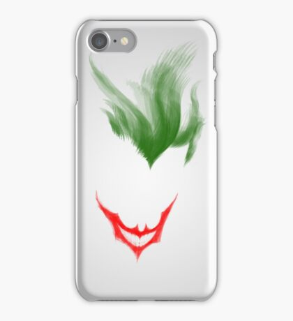 The Dark Joke iPhone Case/Skin