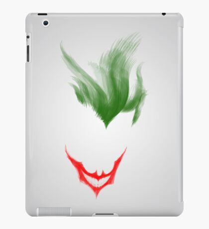 The Dark Joke iPad Case/Skin
