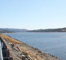 Wyangala Dam NSW 2015 Sticker