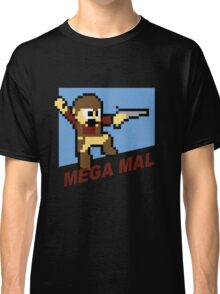 (MegaMan Firefly) Mega Mal Reynolds Shirt 8-bit Classic T-Shirt
