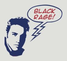 Elvis - BLACK RAGE! by Groatsworth