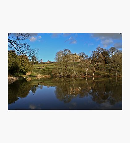 Newton Park Lake... Photographic Print