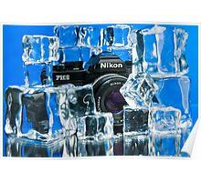 Nikon on Ice Poster