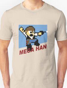 (MegaMan Shirt) Mega Han Shirt 8-bit Unisex T-Shirt