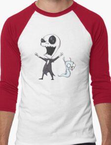 Invader Jack! Men's Baseball ¾ T-Shirt