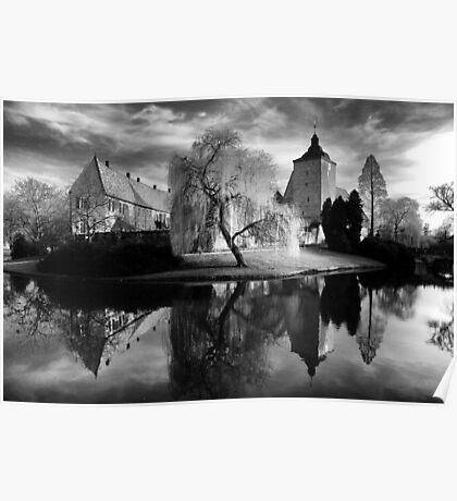 Castle Burgsteinfurt Poster