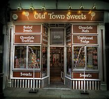The Old Sweet Shop by Toby Pocock