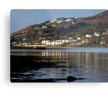 Fahan Village From Inch Metal Print