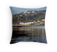 Fahan Village From Inch Throw Pillow