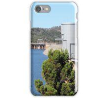 Wyangala Dam Wall iPhone Case/Skin