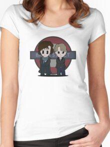 Baker Street Consultants Women's Fitted Scoop T-Shirt