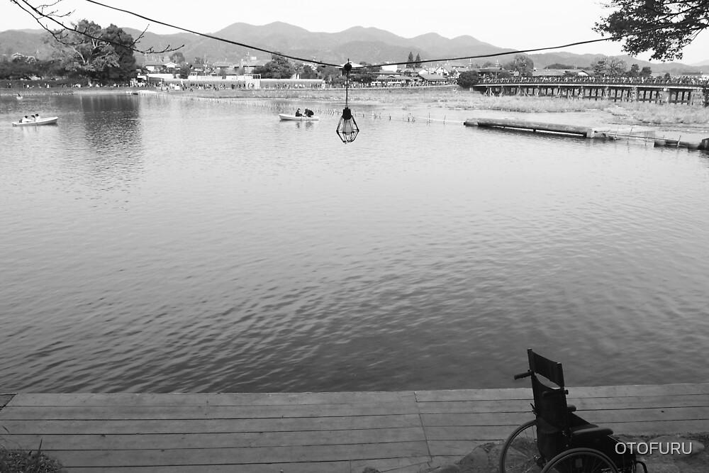 the boatmans call by OTOFURU