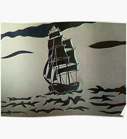 El barco .... Poster