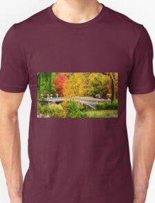 Autumn in Central Park, Study 1 Unisex T-Shirt