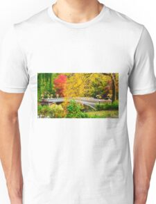 Autumn in Central Park, Study 1 Unisex T-Shirt