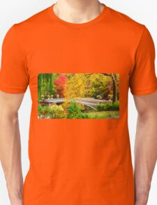 Autumn in Central Park, Study 1 T-Shirt