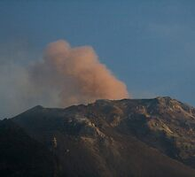 Eruption of Stromboli Volcano by bball4jules