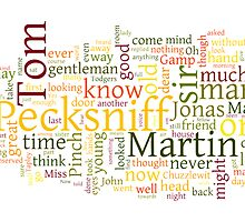The Life and Adventures of Martin Chuzzlewit by Dave Rowley