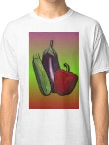 Vegetables 1 /  The Fruit Shop Classic T-Shirt