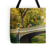 Autumn in Central Park, Study 2 Tote Bag