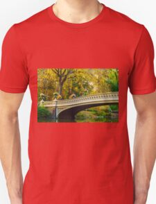 Autumn in Central Park, Study 2 T-Shirt