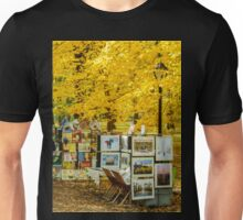 Autumn in Central Park, Study 3 Unisex T-Shirt