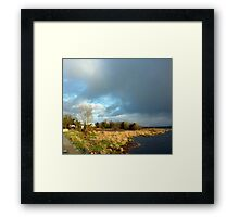 A Favourite Place To Go Framed Print