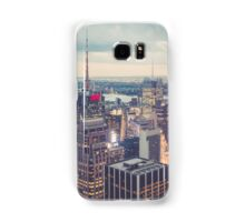Clearing Storm from Top of the Rock Samsung Galaxy Case/Skin