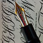 Calligraphy 101 by PhotoKismet
