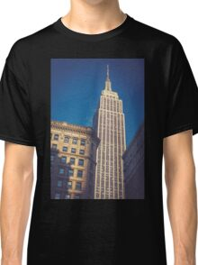 Under the Empire State Building Classic T-Shirt