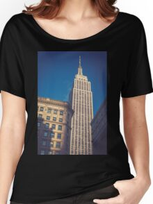 Under the Empire State Building Women's Relaxed Fit T-Shirt