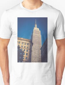 Under the Empire State Building Unisex T-Shirt