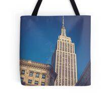Under the Empire State Building Tote Bag