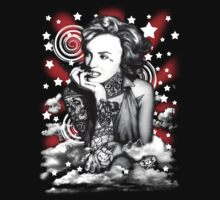 Ms. Marilyn Suicide I (Clothing) T-Shirt