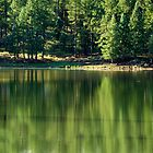 Lake Reflection by BGSPhoto