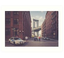 Another Day In Dumbo Art Print