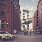 Another Day In Dumbo by Randy  LeMoine