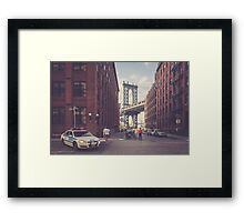Another Day In Dumbo Framed Print