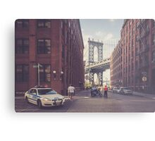 Another Day In Dumbo Metal Print