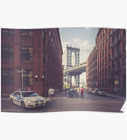 Another Day In Dumbo Poster