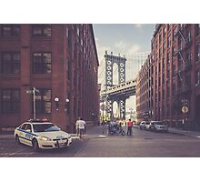 Another Day In Dumbo Photographic Print