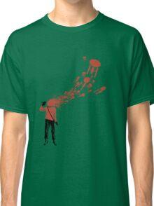 Trekkies in the Attic (spray version) Classic T-Shirt
