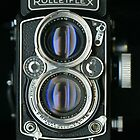 1956 ROLLEIFLEX 2.8D TWIN LENS REFLEX by Brett Rogers