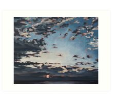 Cape Breton Sunset Art Print
