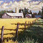 Vaudreuil Farm by David Kelavey
