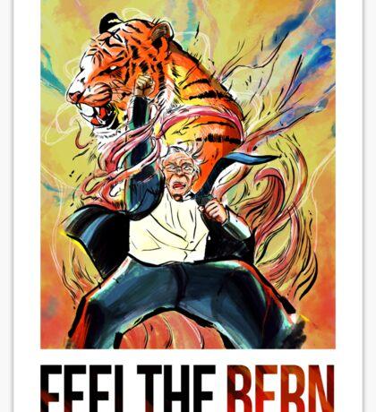 BERNIE SANDERS - FEEL THE BERN! Sticker