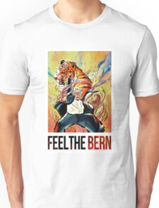 BERNIE SANDERS - FEEL THE BERN! Unisex T-Shirt