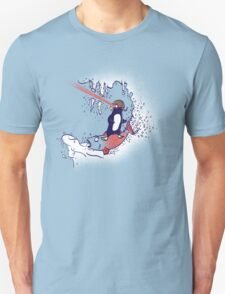 The Everyday, yet Extraordinary Expeditions of Edward D. Penguin T-Shirt